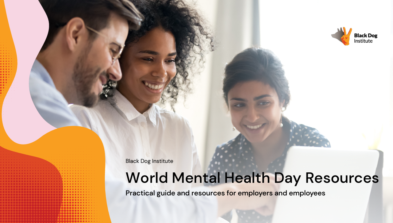 World Mental Health Day Resources